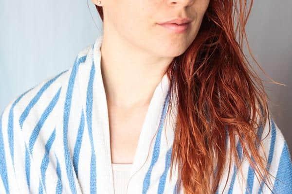 Keringkan Rambut cara smoothing sendiri