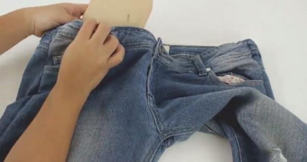 Tahan Celana Jeans