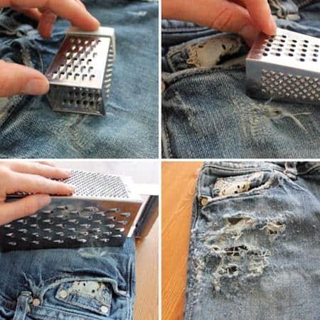 Buat Serat Jeans