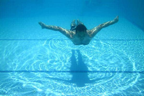 Jangan Berenang!