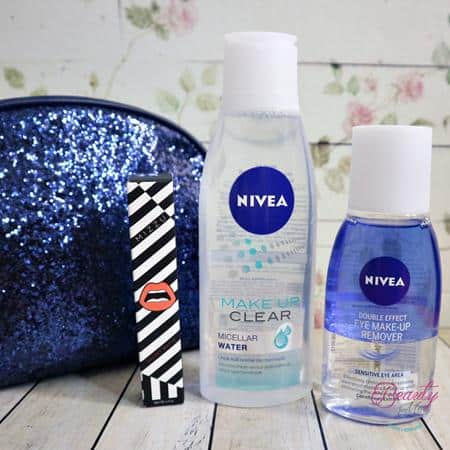 NIVEA Glitter Pouch Packet