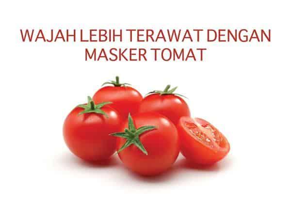 Kegunaan tomat untuk kulit