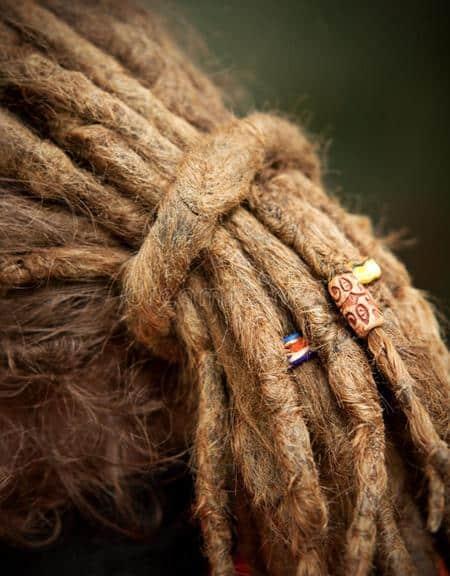 cara bikin rambut gimbal