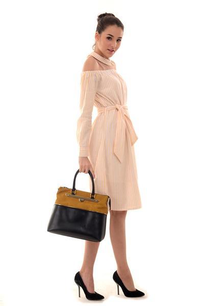 Midi Dress cara berpakaian elegan untuk wanita