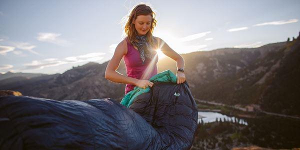 Tips Menyimpan Sleeping Bag