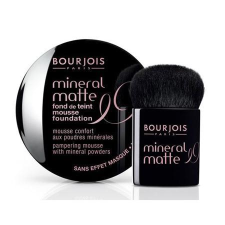 Bourjois Mineral Matte Mousse Foundation