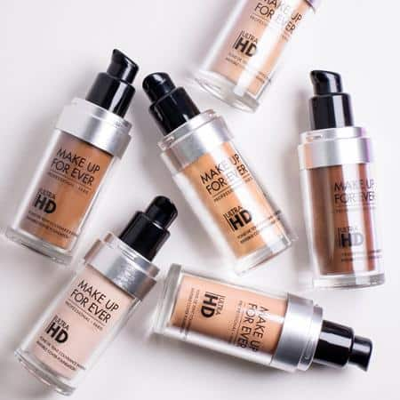 MAKE UP FOR EVER ULTRA HD Foundation Fluid Foundation