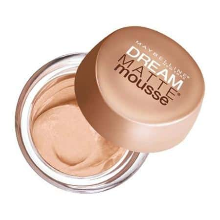 MaybellineDream Matte Mousse