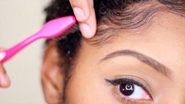 Hair Line /Edges