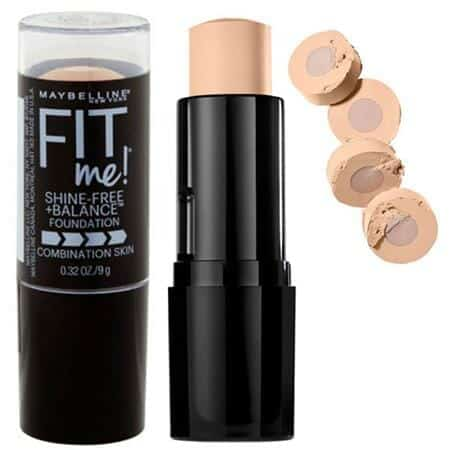 Maybelline Fit Me Shine-Free + Balance Stick Foundation