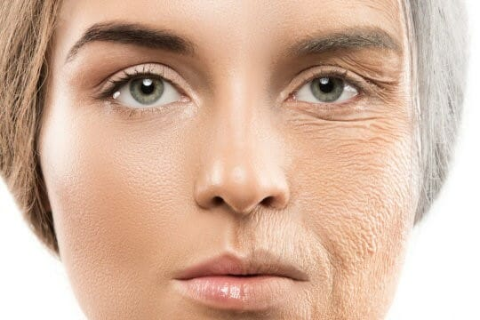 Mengurangi Noda dan Tanda Penuaan pada Wajah