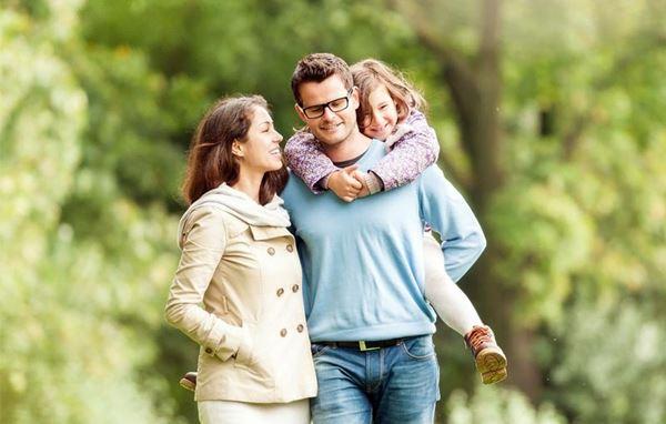 Tunjukkan Keharmonisan Keluarga