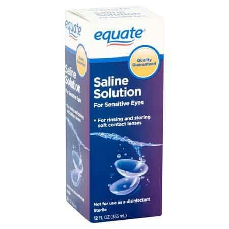 Saline Solution merk cairan softlens terbaik