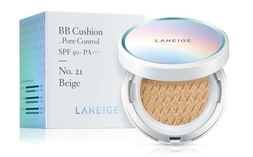 merk bb cushion yang bagus_Laneige BB Cushion Pore Control (Copy)