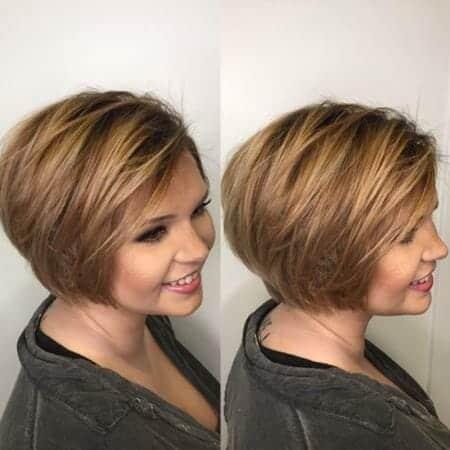 10 Model Rambut Yang Cocok Untuk Wajah Bulat Pipi Tembem