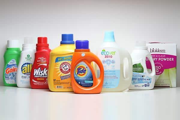 Detergen Laundry