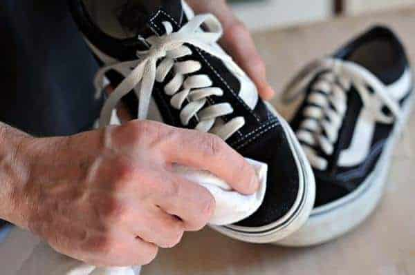 How to Clean Vans