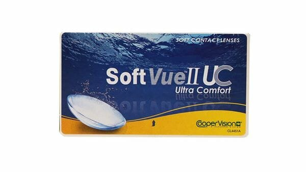 SoftVue II Ultra Comfort One Day