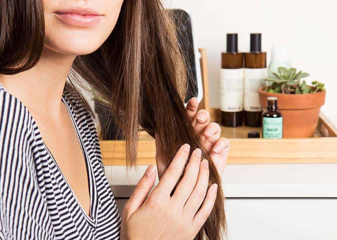 Gunakan Produk untuk Mencegah Rambut Kering