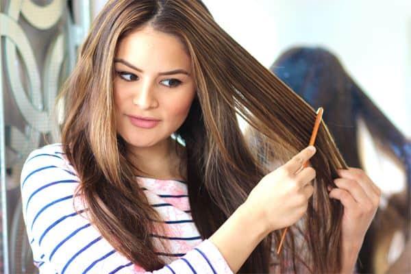 Panjangkan Rambut