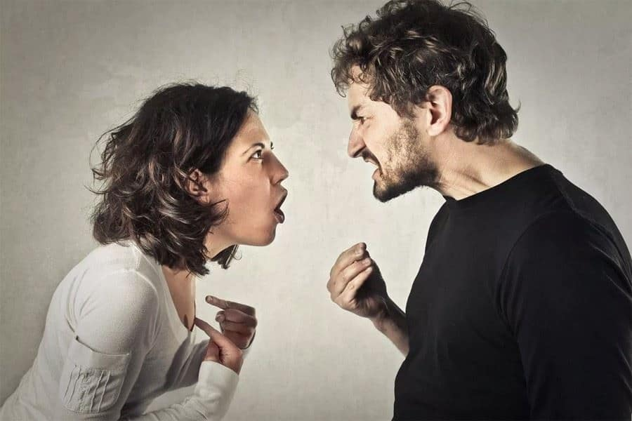 Jangan Bicara dengan Nada Tinggi dan Kasar