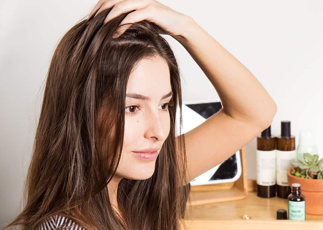 Ubah Belahan Rambut