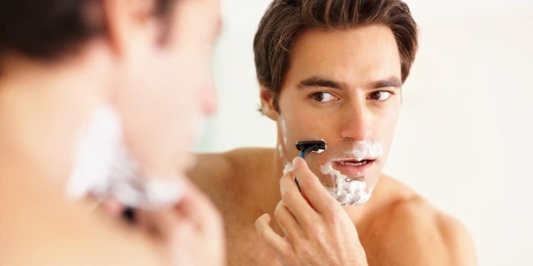 shaving cukur jenggot kumis