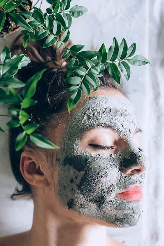 Mud Mask masker lumpur
