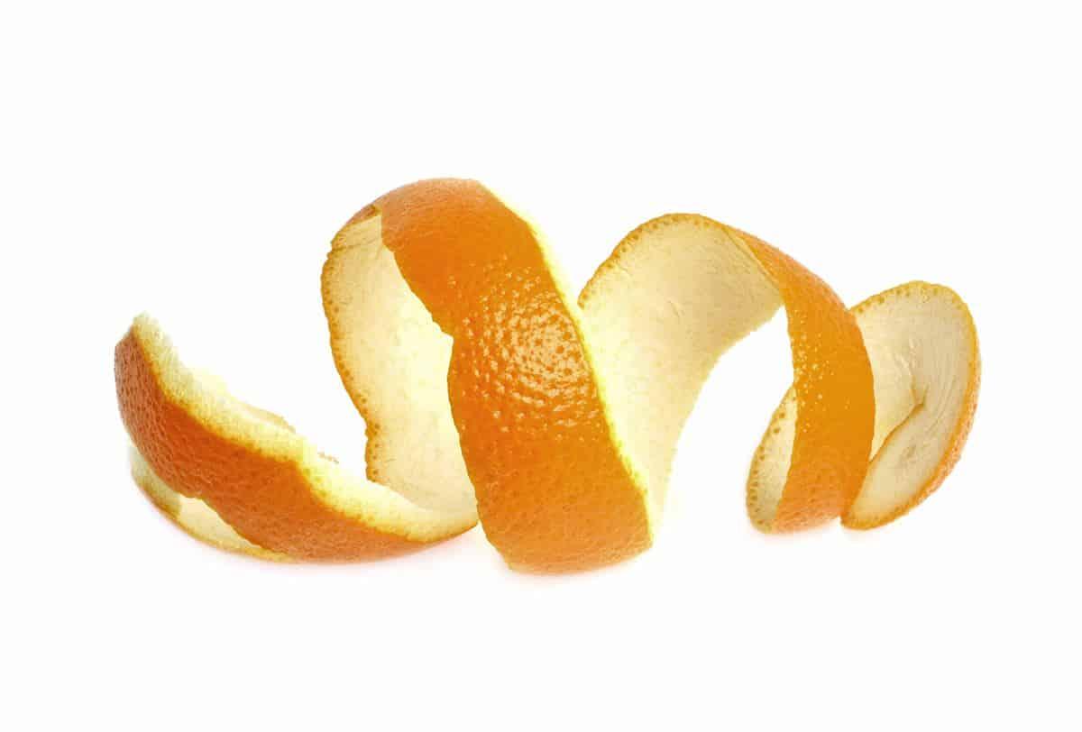Kulit Jeruk dan Gula