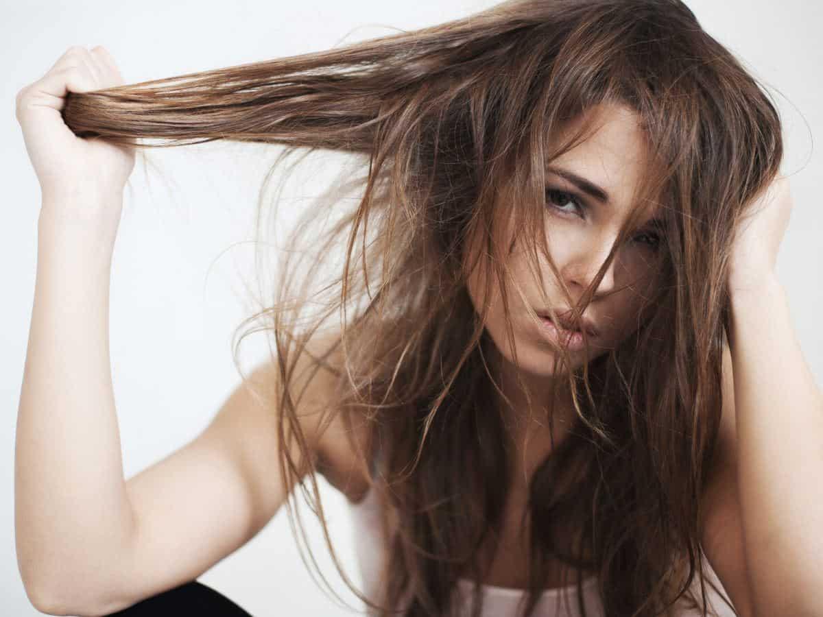 Tidak Menjaga Kebersihan Rambut