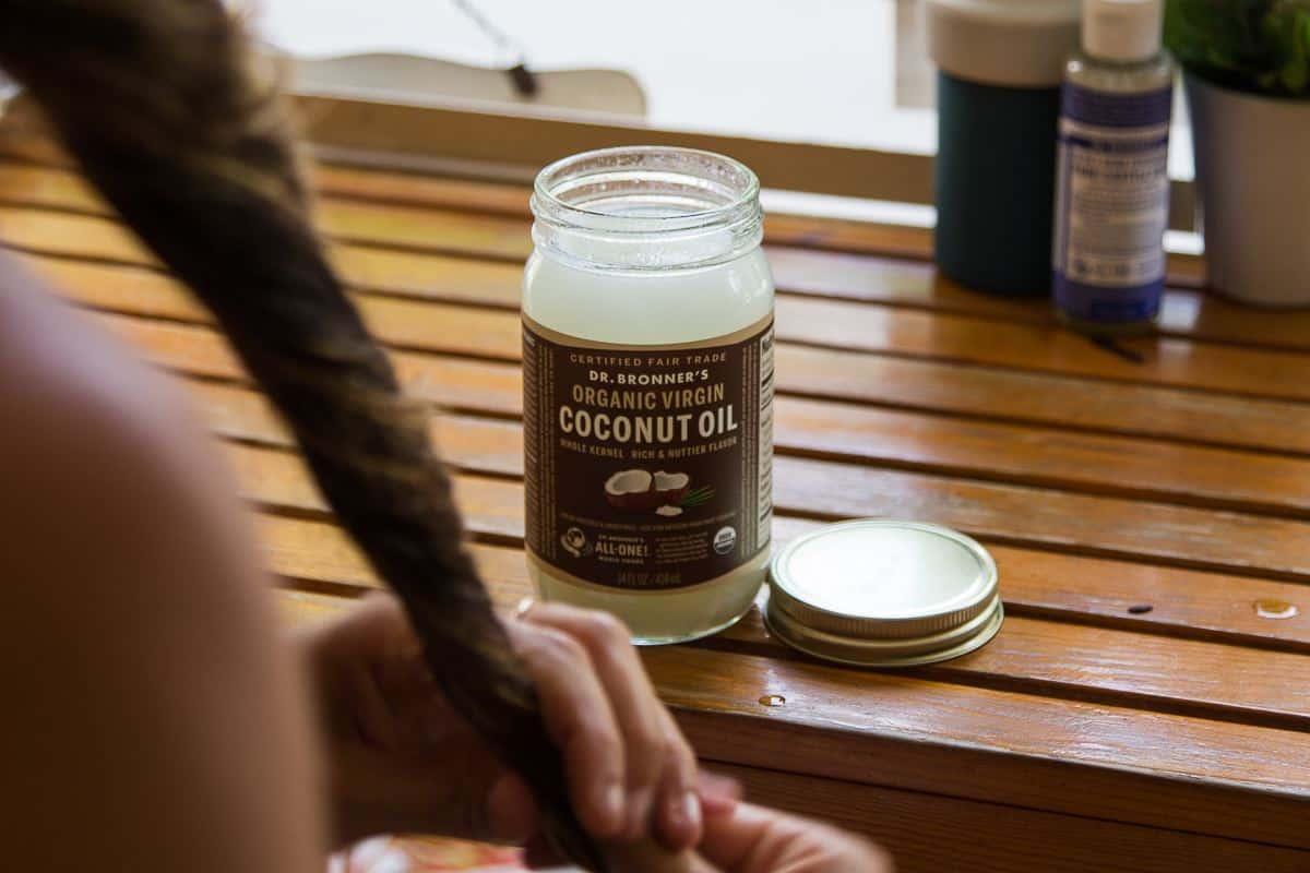 Tips Memakai Hair Oil