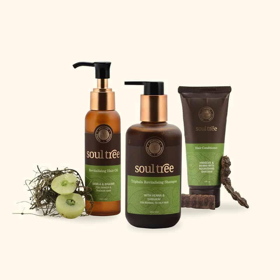 soultree hair oil