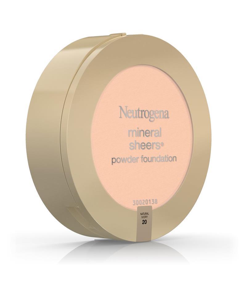 Compact Powder foundation neutrogena