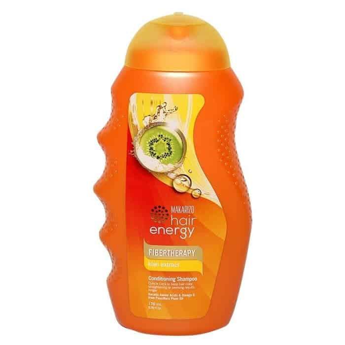 Makarizo Hair Energy Fibertherapy Conditioning Shampoo