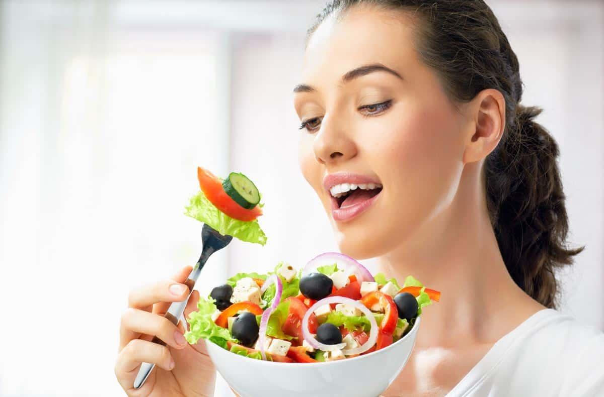 Makanlah Sayuran dan Buah-buahan