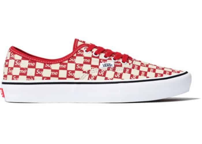 Vans-Authentic-Supreme-Red-Checker-Logo