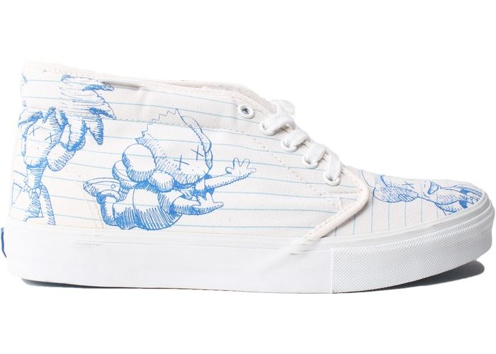 Vans-Chukka-Boot-Kaws-The-Simpsons-2007
