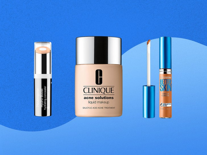 concealer acne prone kulit berjerawat