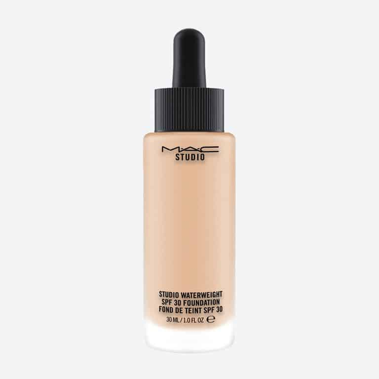 Water-based foundation