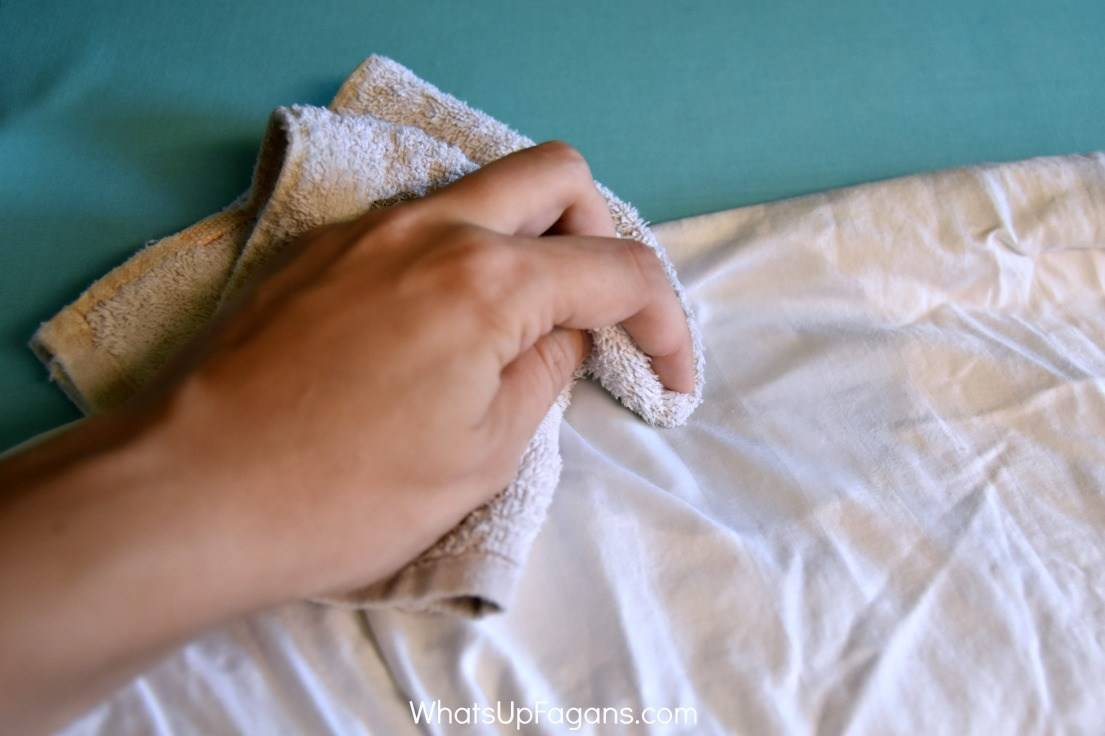 Serap Kelebihan Darah kain kasur handuk