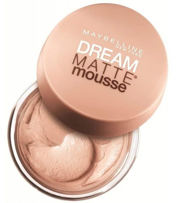 maybelline-dream-matte-mousse-foundation
