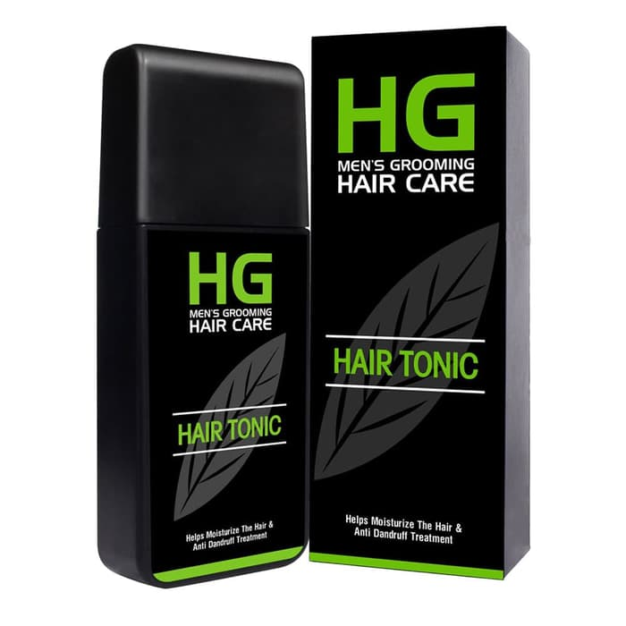 HG Men's Grooming Hair Care Hair Tonic