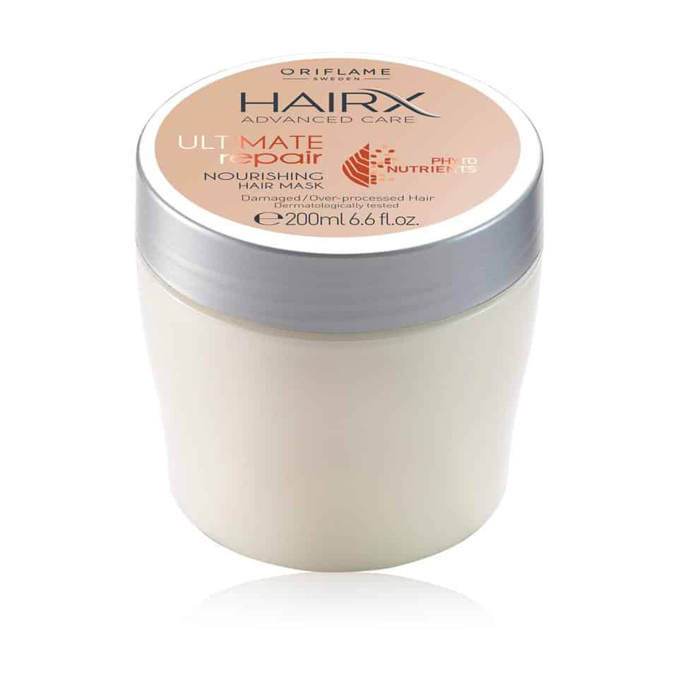 Oriflame HairX Advanced Care Ultimate Repair Nourishing Hair Mask