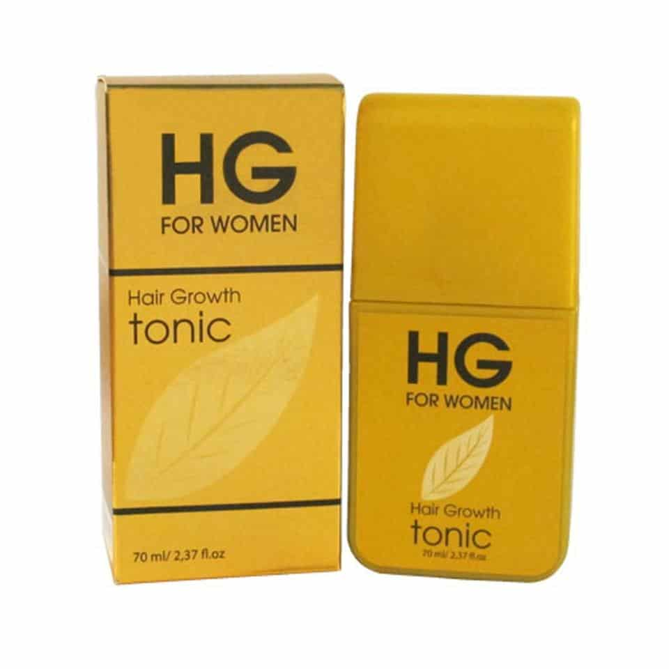 HG Hair Growth Hair Tonic for Women