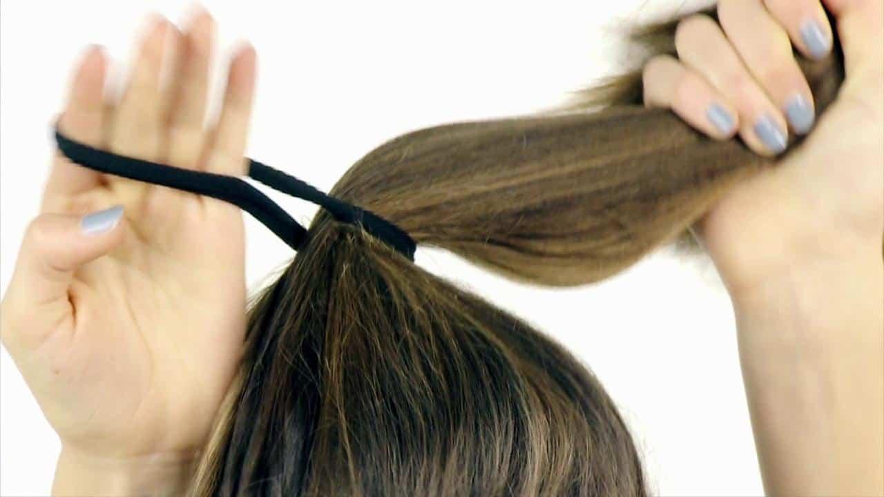 Ikat rambut Terlalu Kencang