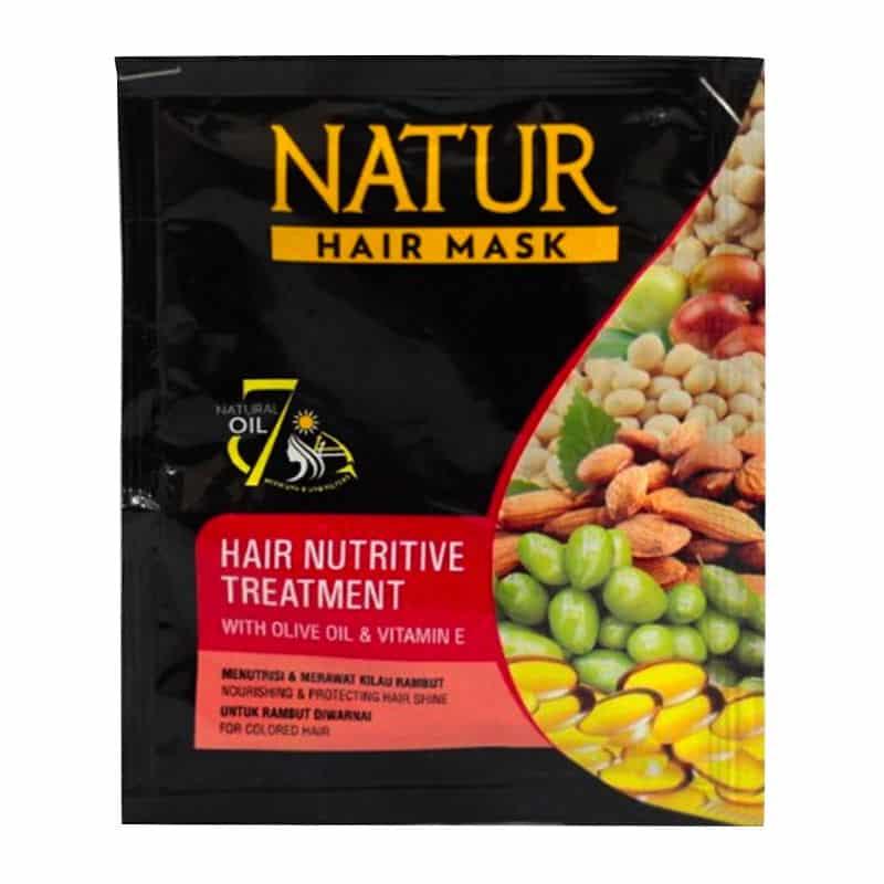 Natur Olive Oil & Vitamin EHair Mask