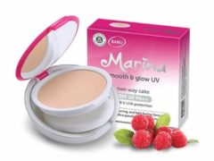 bedak untuk remaja_Marina Two Way Cake Smooth & Glow UV (Copy)