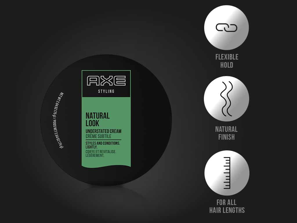 AXE Natural Look Understated Cream