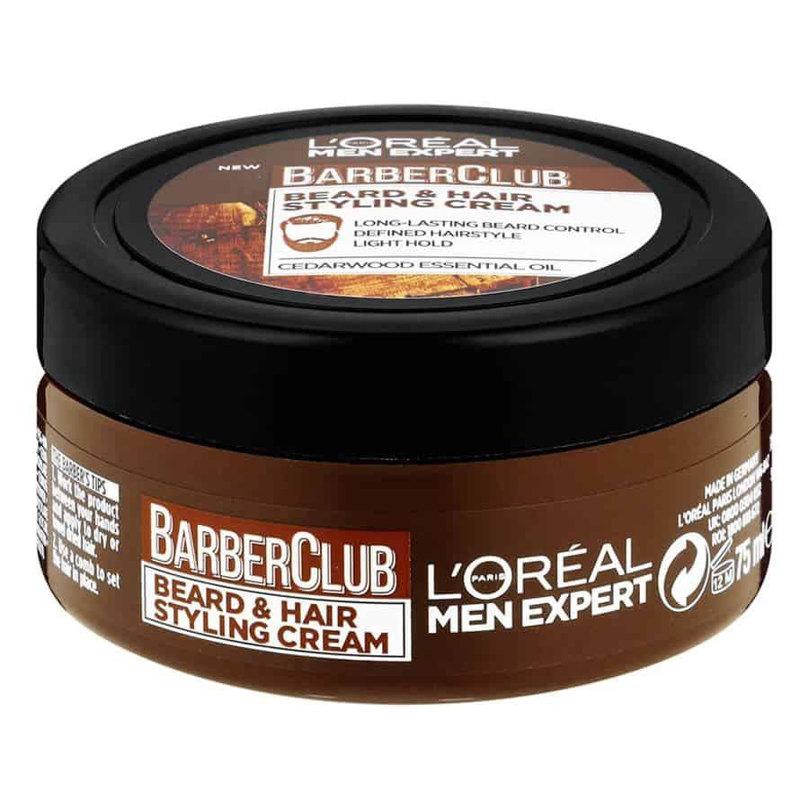 L'Oreal Men Expert Barberclub Beard & Hair Styling Cream