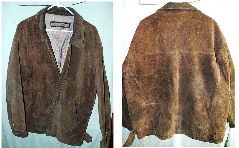 Teliti Jaket Kulit Baik-Baik